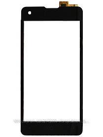 Тачскрин (сенсор) Impression ImSmart S471, black (чёрный)