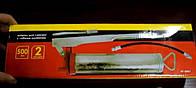 Шприц для смазки с гибким шлангом Intertool HT-0061