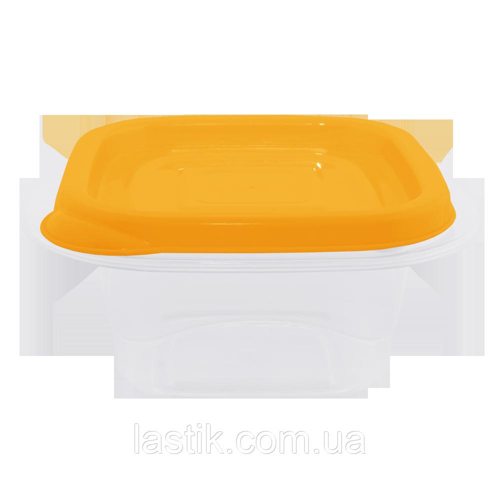 Контейнер для харчових продуктів Алеана Омега квадратний 2.1 л