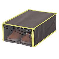 Коробка для хранения обуви Мой Дом 22 х 35 х 12 см