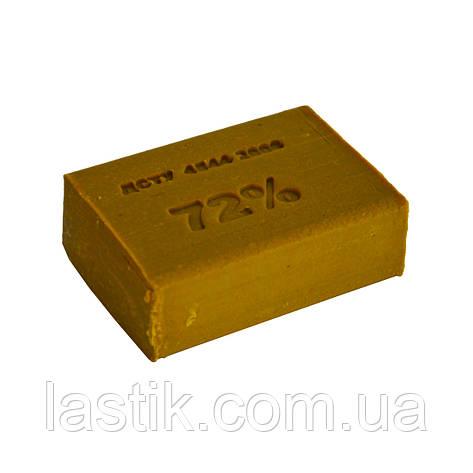 Мыло хозяйственное 72 % в упаковке, 200гр, фото 2
