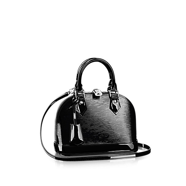 8119709a85a9 Женская Сумка Louis Vuitton Alma Black — в Категории