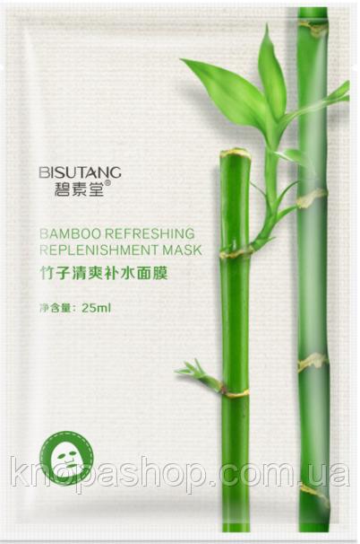 Маска разовая  бамбук  BISUTANG  25грамм