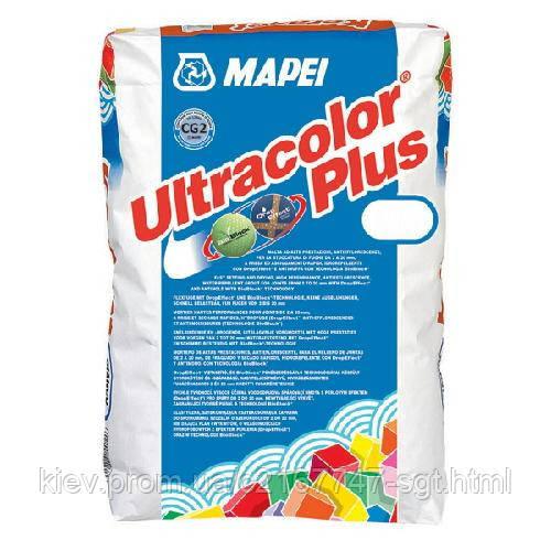 Mapei ULTRACOLOR PLUS (цвета в описании)- шовный высококачественный заполнитель( 5 кг) -  СГТ в Киеве