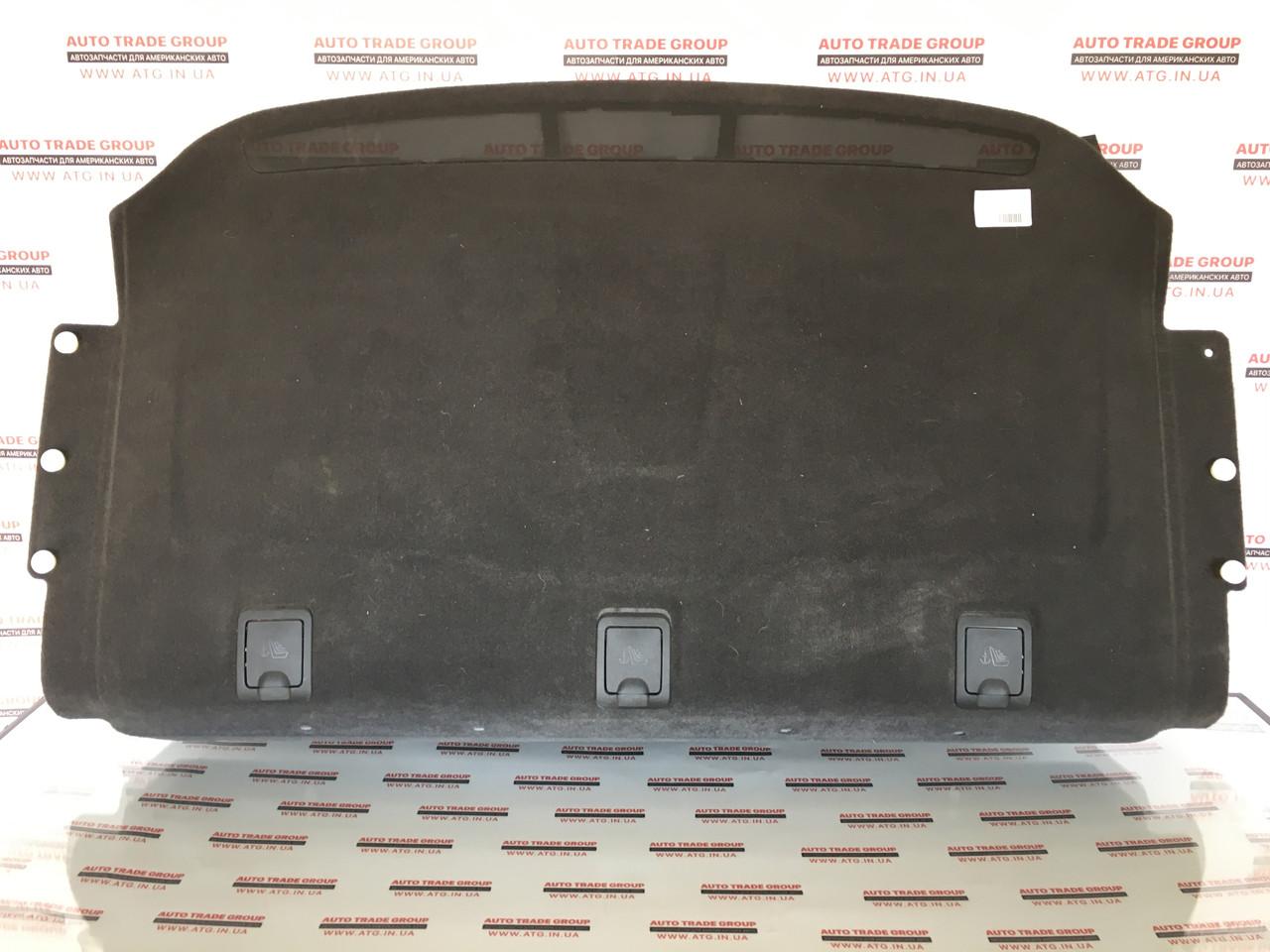 Полка задняя Ford Fusion mk5 13- черн DS7Z-5446668-AB