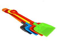 Новые, разные цвета детская Лопатка ТМ Технок 2148. Лопатка для снега