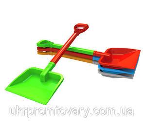 Новые, разные цвета детская Лопатка ТМ Технок 2148. Лопатка для снега, фото 2