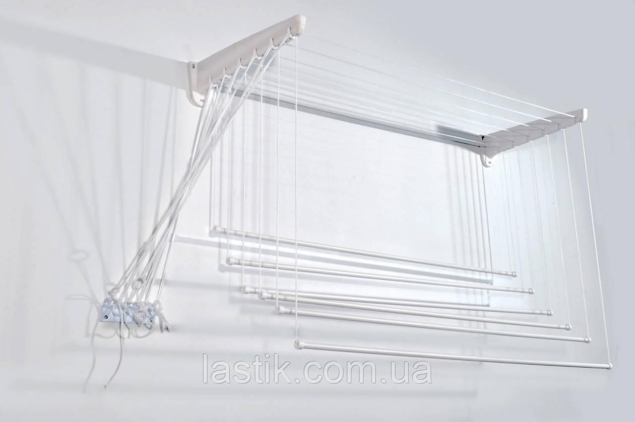 Сушарка для білизни Jumbo Steed настінна підвісних 200 см