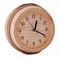Настенные часы для бани и сауны Sawo 530-Р