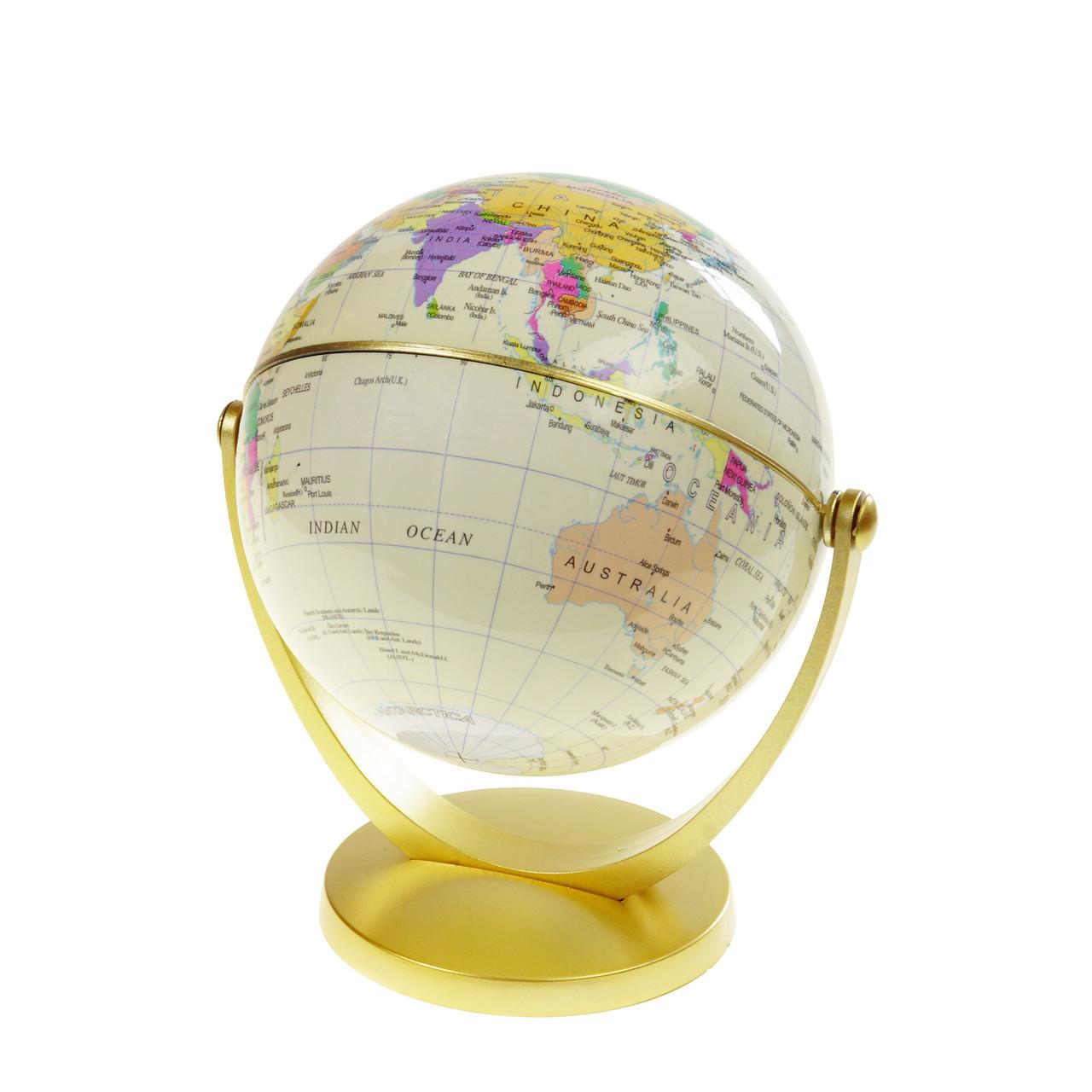 Настільний сувенірний глобус (5757)