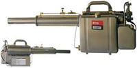 Портативный генератор горячего тумана BURE BF - 150