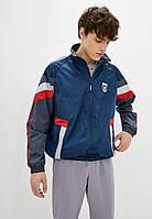 Ветровка Airboss Nasa Track Jacket 037600883229 (синяя)