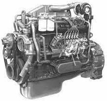 Запчастини для Volvo Penta TWD630, TD61, TD63A