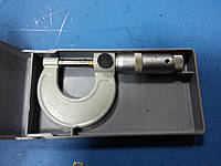 Микрометр МК 0-25 мм СССР