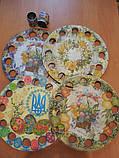 Подставка пасхальная для кулича и яиц заготовка для декупажа и декора, фото 3
