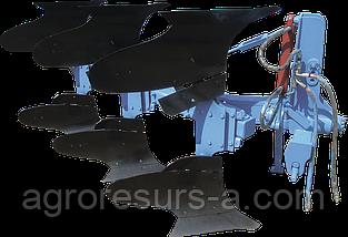 Плуг оборотный навесной ПОН-3, Уманьферммаш