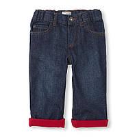 Детские утепленные джинсы на мальчика Children Place
