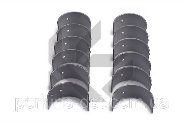 Шатунні вкладиші STD для двигуна Volvo Penta TD61A, TD63A, TWD640ME