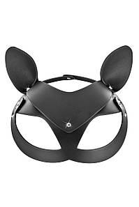 Маска кішки Fetish Tentation Adjustable Catwoman Diamond Mask