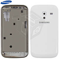 Корпус для Samsung Galaxy Ace 2 i8160, белый, оригинал