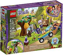 Конструктор Lego Friends 41363 Приключения Мии в лесу