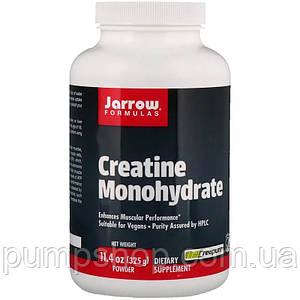 Креатин Jarrow Formulas Creatine Monohydrate Creapure 325 г (уцінка)