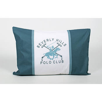 Наволочки Beverly Hills Polo Club - BHPC 024 Green 50*70 (2 шт) (2000022202589)