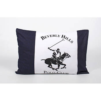 Наволочки Beverly Hills Polo Club - BHPC 027 Cream 50*70 (2 шт) (2000022202619)