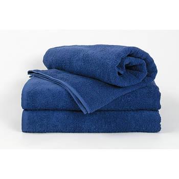 Полотенце Lotus Отель - Темно-синий 30*50 (svt-2000022265409)
