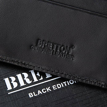 Гаманець NAPPA шкіра BRETTON M3206 black, фото 2
