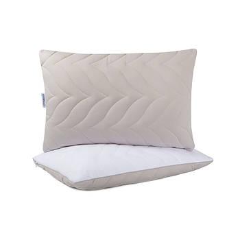 Подушка Othello - Colora антиалергенна сірий-білий 50*70 (svt-2000022269872)