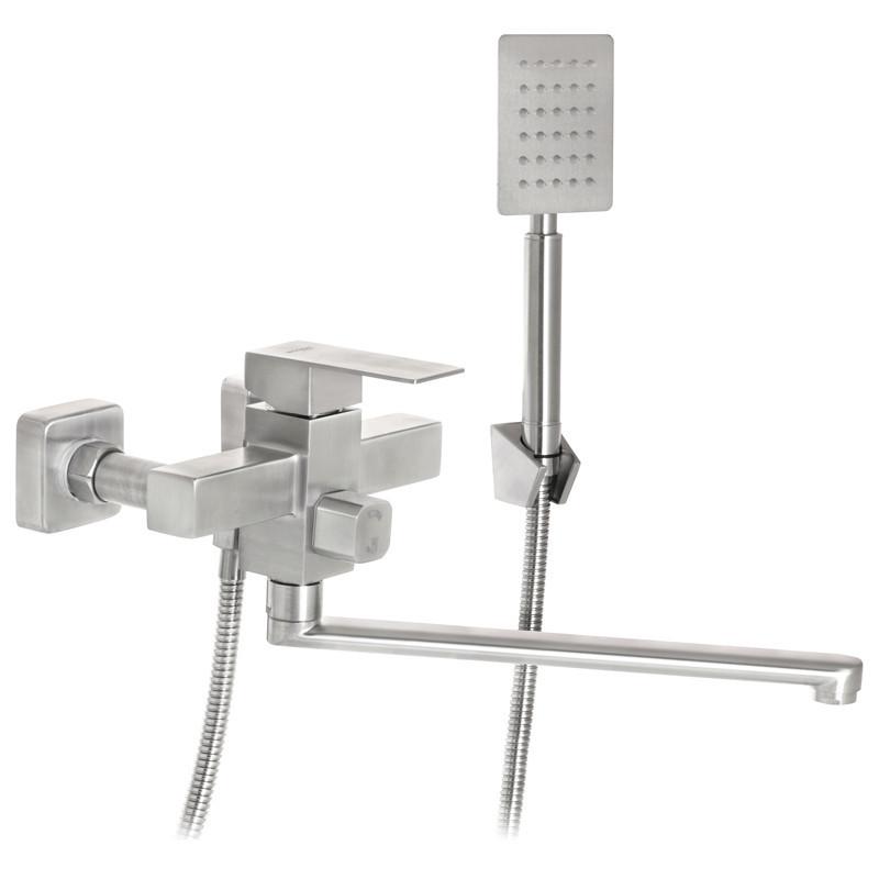 Змішувач для ванни 006 SS2809 KUB Mixxus