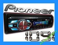 Автомагнитола Pioneer 1091 USB+SD+FM+AUX+ГАРАНТИЯ!