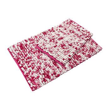 Набор ковриков Irya - Ottova fusya фуксия 60*90+40*60 (svt-2000022252324)