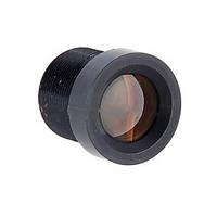Объектив камеры: фокусное расстояние 1,78 мм, крепление М 12, фиксированный угол поля зрения
