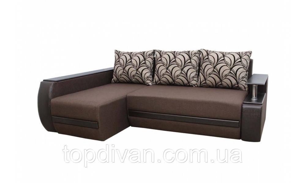 """Кутовий диван """"Гаспар"""" . Люкс 12 + Маура"""
