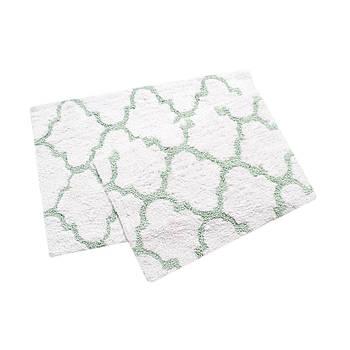 Набір килимків Irya - Bali mint ментол 50*80+45*60 (2000022195058)