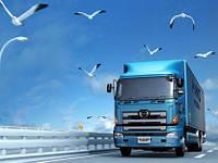Международные перевозки грузов из/в Европы в Украину автомобилями