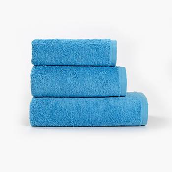 Полотенце Iris Home Отель - Powder Blue 70*140 440 г/м² (svt-2000022254984)