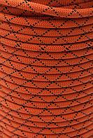 Веревка статическая цветная 10 мм 48 класс (шнур полиамидный)