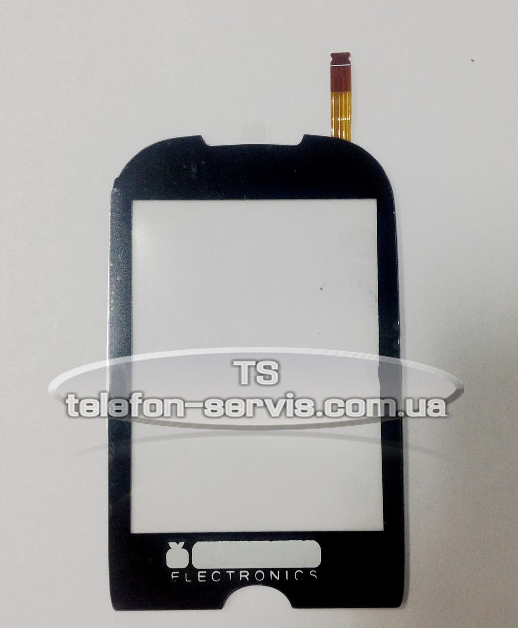 Сенсорный экран Samsung S3650, черный