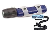 Подводный фонарь UK Mini Q-40 eLed Plus; с ремешком; синий