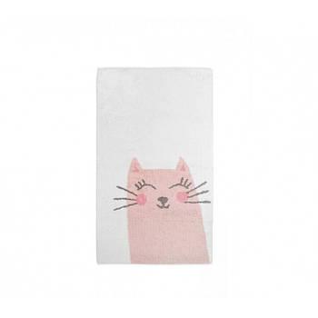 Килимок в дитячу кімнату Irya - Kitty pembe рожевий 80*150 (svt-2000022288644)