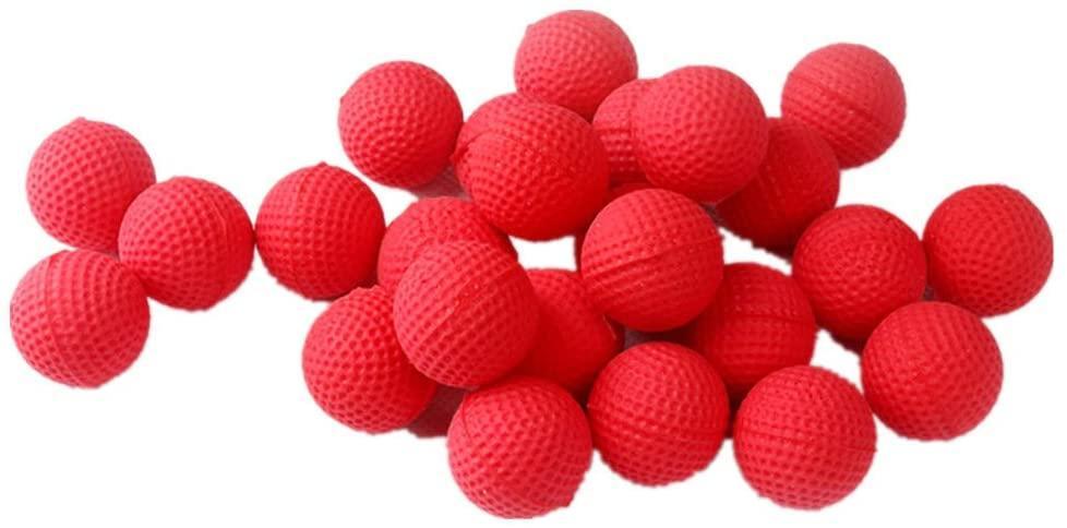 Патрони 10 шт. для бластерів Нерф Райвел Nerf Rival Balls