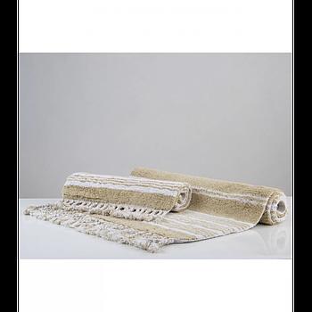 Набор ковриков Irya - Martil bej бежевый 60*90+40*60 (svt-2000022260565)