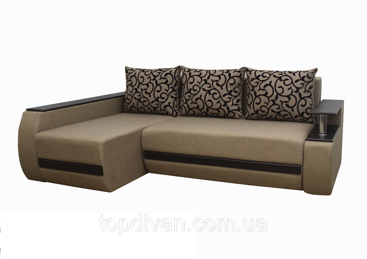 """Кутовий диван """"Гасапаро"""" тканина 25 (категорія 1)"""