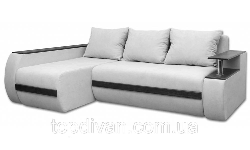 """Кутовий диван """"Гаспар"""". Аляска 08"""