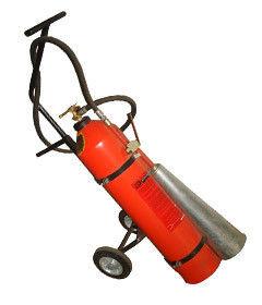 Огнетушитель ОУ-25