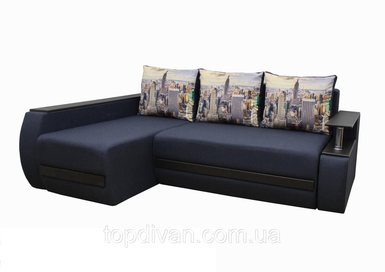 """Кутовий диван """"Гаспар"""" тканина 99 (категорія 1)"""