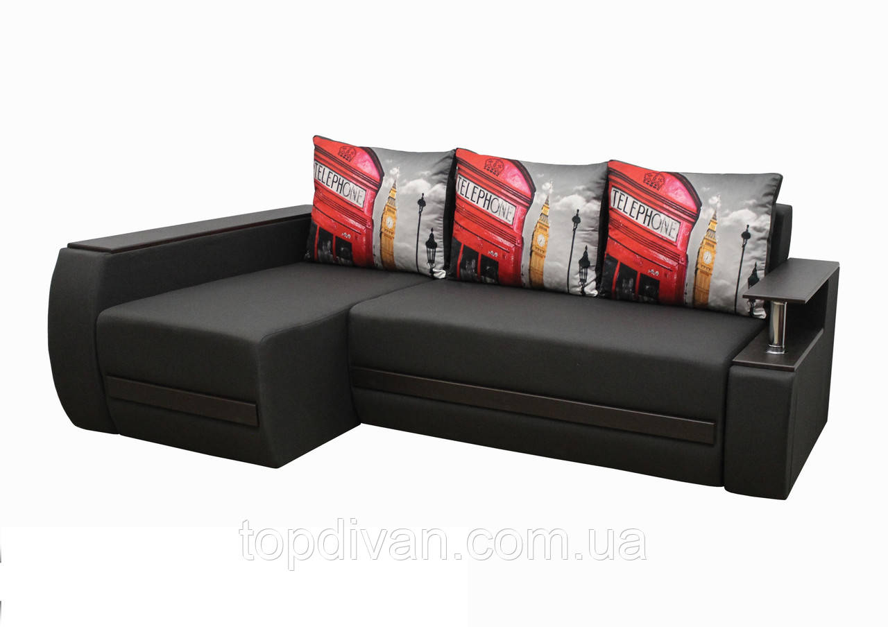 """Угловой диван """"Гаспаро"""" ткань 94 (категория 1)"""
